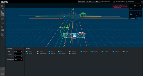 Python API Use Case Examples - LGSVL Simulator